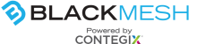 black mesh / contegix logo