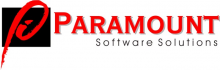 Paramount Software Logo