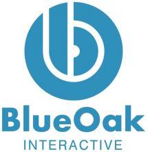 Blue Oak Interactive logo