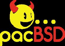 PacBSD logo